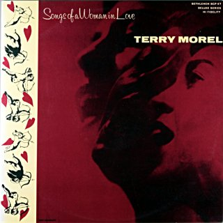 TERRY MOREL SONGS OF WOMAN IN LOVE