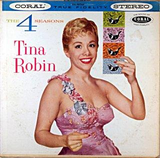 TINA ROBIN THE 4 SEASONS Original盤