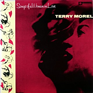 TERRY MOREL SONGS OF A WOMAN IN LOVE (Fresh sound盤)