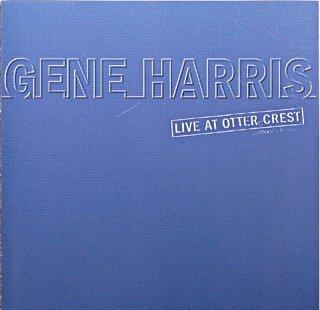 GENE HARRIS LIVE AT OTTER CREST