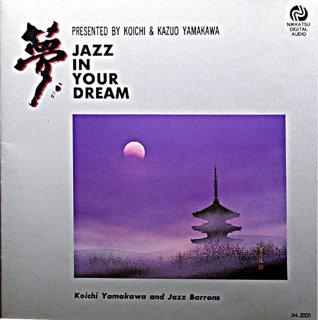 YAMAKAWA KOUICHI JAZZ IN YOUR DREAM