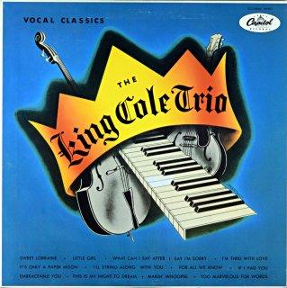 VACAL CLASSICS THE COLE TRIO