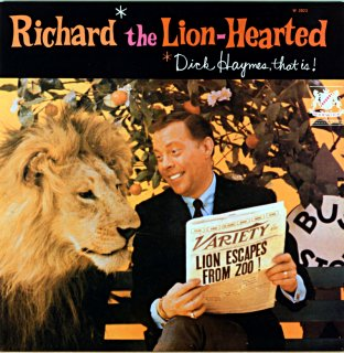 DICK HAYMES RICHARD THE LION-HEARTED