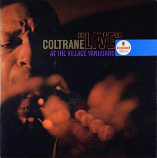 """COLTRANE """"LIVE""""! AT THE VILLAGE VANGURD Us盤"""