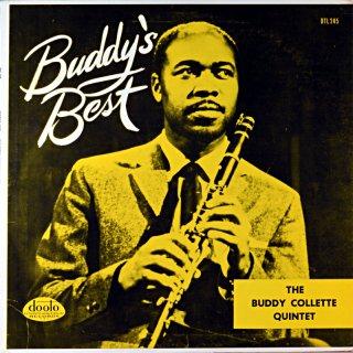 BUDDY'S BEST THE BUDDY COLLETTE QUINTET Us盤