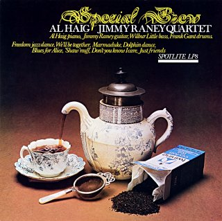 AL HAIG JIMMY RANEY QUARTET Uk盤