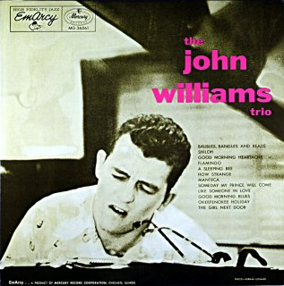 THE JOHN WILLIAMS TRIO Us盤