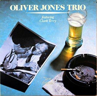 OLIVER JONES TRIO FEATURING CLARK TERRY Canada盤