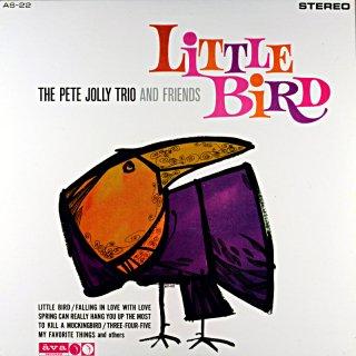 LITTLE BIRD THE PETE JOLLY TRIO (V.S.O.P盤)