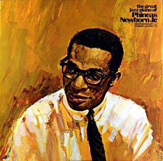 THE GREAT JAZZ PIANO OF PHINEAS NEWBORN