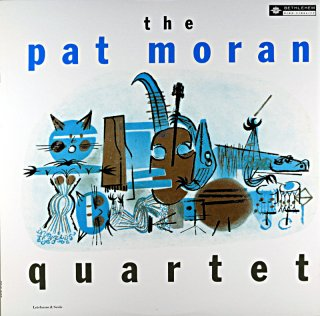 THE PAT MORAN QUARTET