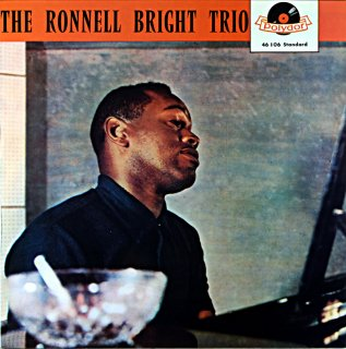 THE RONNELL BRIGHT TRIO (Fresh sound盤)