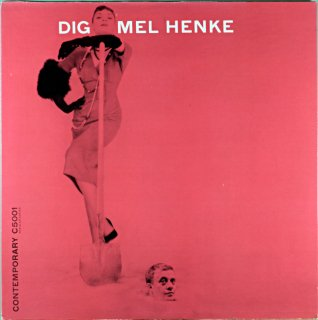 DIG MEL HENKE Original盤