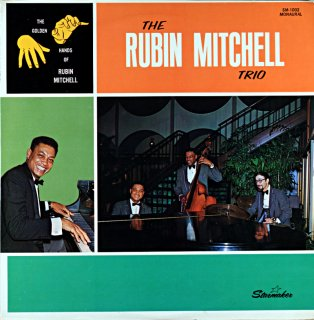 THE RUBINMITCHELL TRIO Us盤