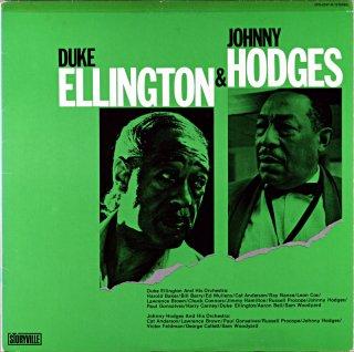 DUKE ELLINGTON & JOHNNY HODGES