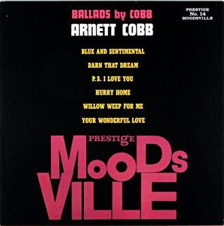 BALLAD BY COBB ARNETT COBB Us盤