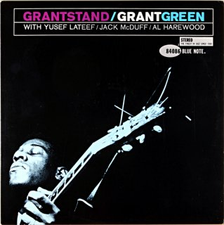 GRNTSTAND GRANT GREEN Us盤