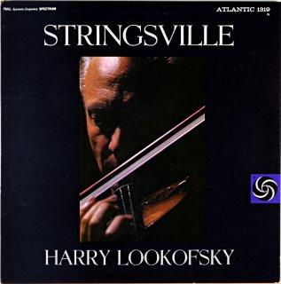 STRINGSVILLE HARRY LOOKOFSKY Original盤