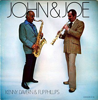 JOHN & JOE KENNY DAVERN Us盤