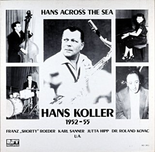 HANS ACROSS THE SEA HANS KOLLER 1952-55 Austria盤