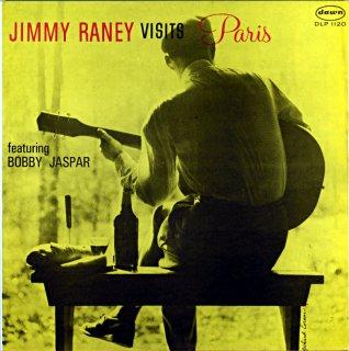 JIMMY RANEY VISITS PARIS (Fresh sound)盤