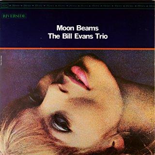 MOON BEAMS THE BILL EVANS TRIO (OJC盤)