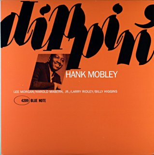 DIPPIN' HANK MOBLEY Us盤