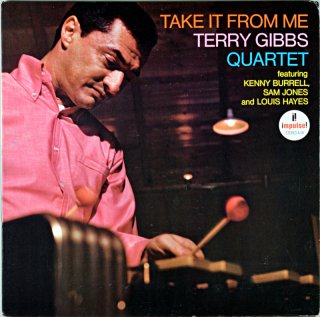 TERRY GIBBS TAKE IT FROM ME Us盤
