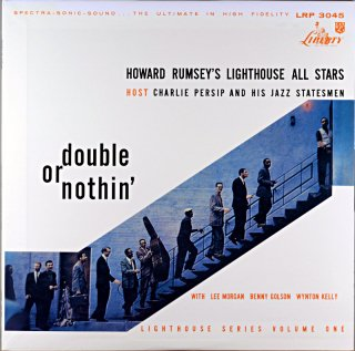 DOUBLE OR NITHIN' HOWARD ROMSEY'S LIGHTHOUSE ALL STARS