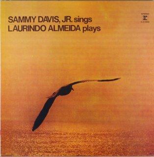 SAMMY DAVIS, JR. SINGS LAURINDO ALMEIDA PLAYS