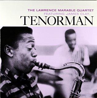 TENORMAN THE LAWRENCE MARABLE QUARTET Spanish盤