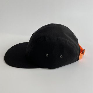 Cotton Gabardine Camp Cap