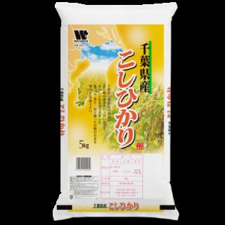 千葉県産コシヒカリ 5kg