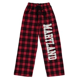 Boxercraft Youth Flannel Pant Red//Black Medium