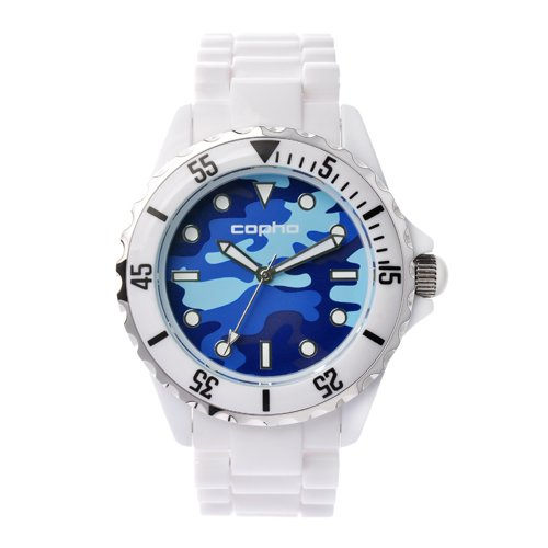 <img class='new_mark_img1' src='https://img.shop-pro.jp/img/new/icons20.gif' style='border:none;display:inline;margin:0px;padding:0px;width:auto;' />COPHA SWAGGER White Blue-Camo(コプハ スワッガー ホワイト ブルー-カモ)