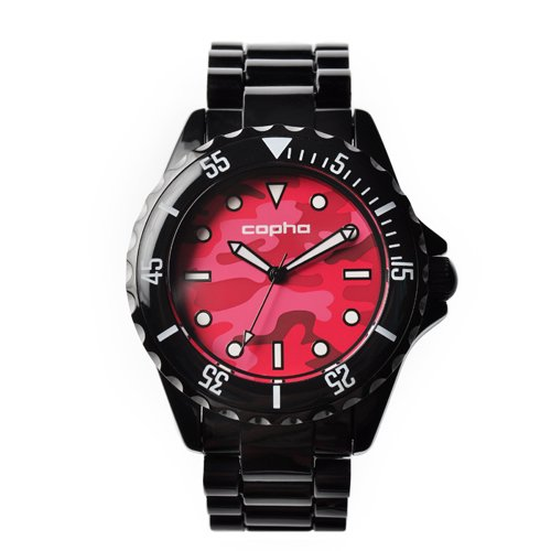 <img class='new_mark_img1' src='https://img.shop-pro.jp/img/new/icons20.gif' style='border:none;display:inline;margin:0px;padding:0px;width:auto;' />COPHA SWAGGER Black Red-Camo(コプハ スワッガー ブラック レッド-カモ)