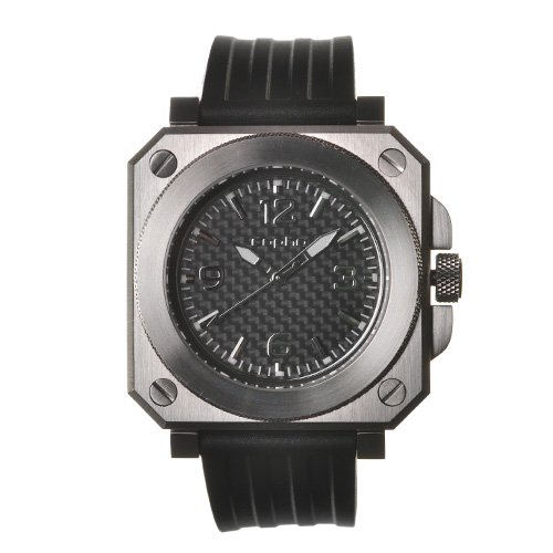 <img class='new_mark_img1' src='https://img.shop-pro.jp/img/new/icons20.gif' style='border:none;display:inline;margin:0px;padding:0px;width:auto;' />COPHA Replicant Rubber Strap Silver×Black(コプハ レプリカント ラバーストラップ シルバー×ブラック)