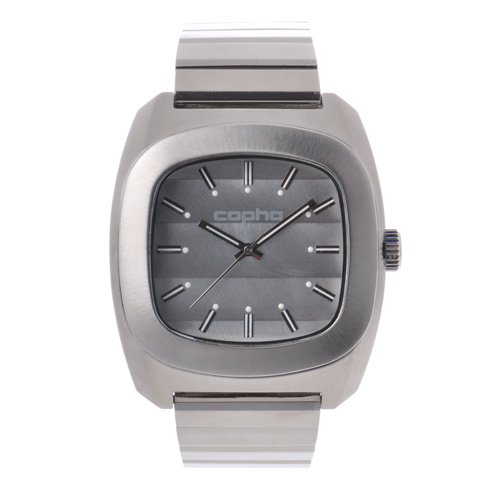 <img class='new_mark_img1' src='https://img.shop-pro.jp/img/new/icons20.gif' style='border:none;display:inline;margin:0px;padding:0px;width:auto;' />COPHA STEALTH Steel Bracelet Silver(コプハ ステルス スチールブレスレット シルバー)