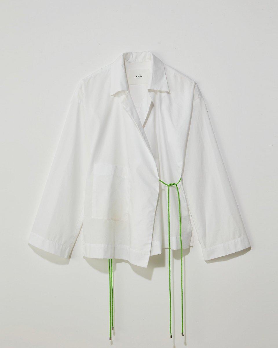KkCo ラップシャツ - ¥29,000
