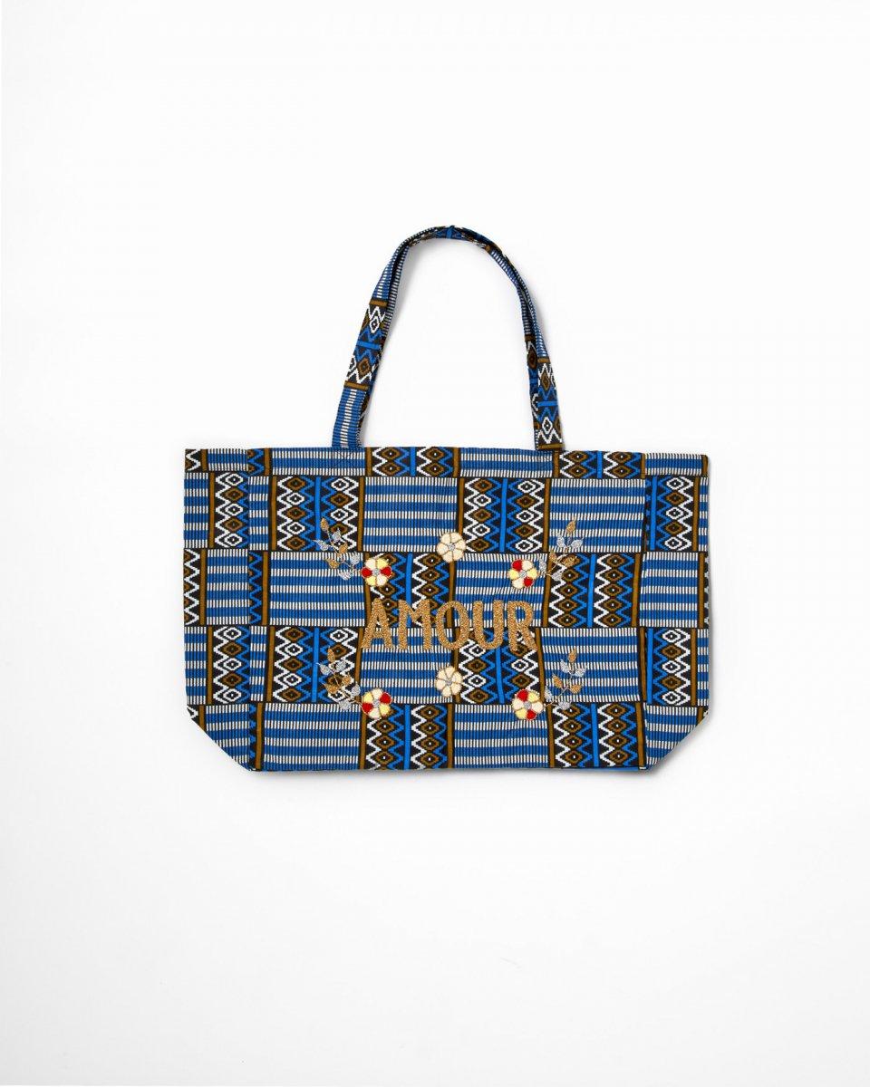 刺繍バッグ 004 - ¥16,000