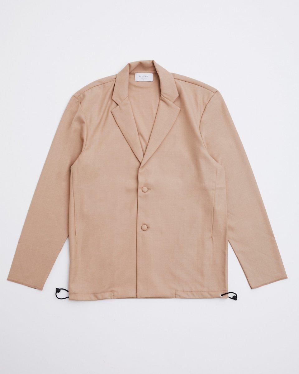 FLISTFIA カーディガンジャケット - ¥19,000