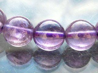 天然石 ライトアメジスト 8mm ブレスレット ame08001br
