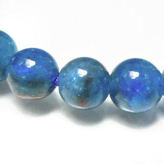 天然石 ブルーアパタイト 7.5mm ブレスレット apa07.5002b
