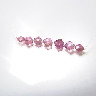 【1粒売り】 ピンクトルマリン ダイヤカット 3.5-4mm tou_dia_0_p