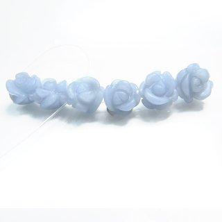 【1粒売り】 エンジェライト 薔薇 11x8-9mm ang_rose_L_0