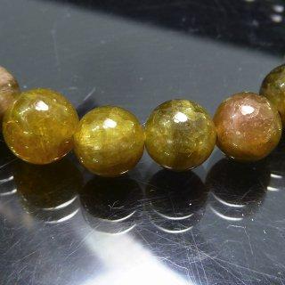 天然石 ディープカラートルマリン 7mm ブレスレット tou07001d