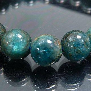 天然石 ブルーグリーンアパタイト 9mm ブレスレット apa09001bg
