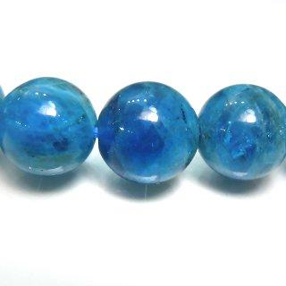 天然石 ブルーアパタイト 9mm ブレスレット apa09004b
