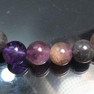 天然石 オーラライト23 8mm ブレスレット aur2308002