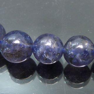 天然石 アイオライト 7mm ブレスレット io07009m